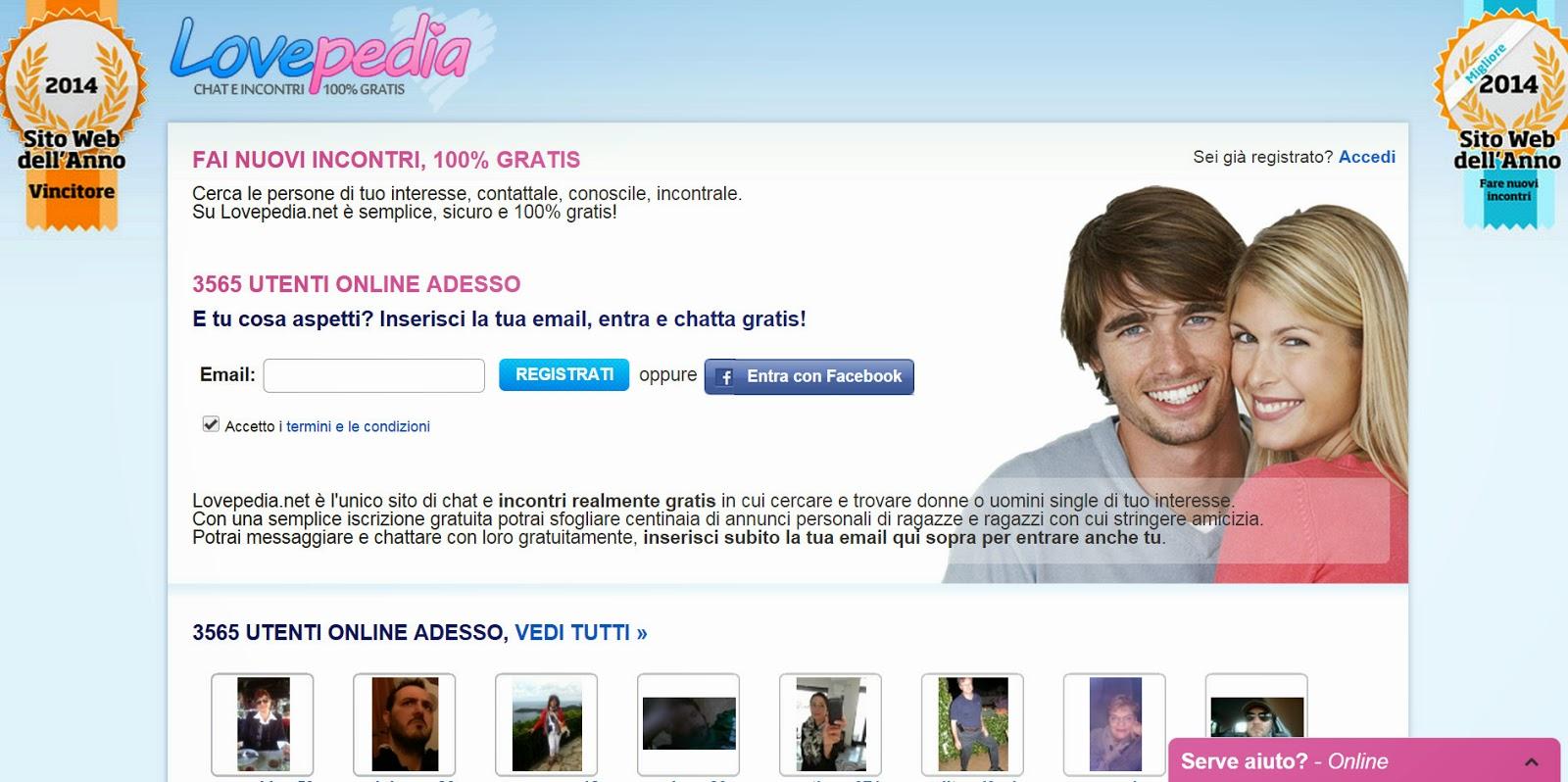 sito incontri italiano delight