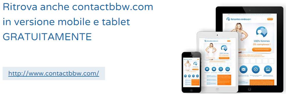 contactbbw affidabile