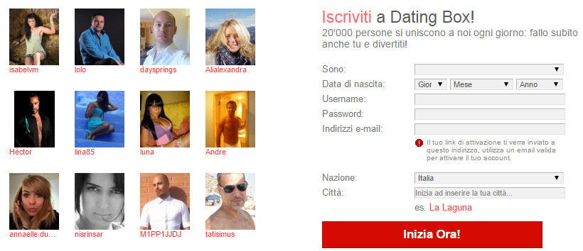 donne per appuntamento sito dating gratuito