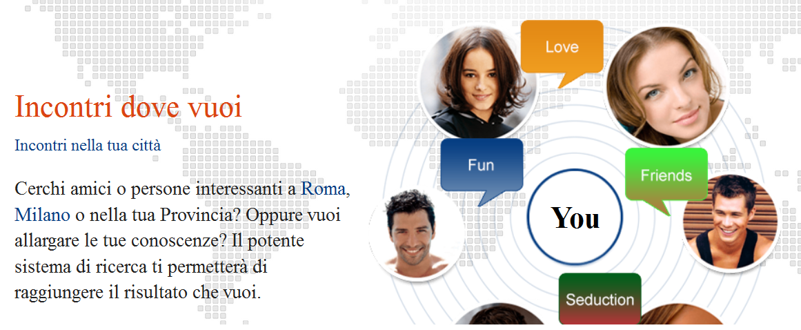 video erotici social network di incontri
