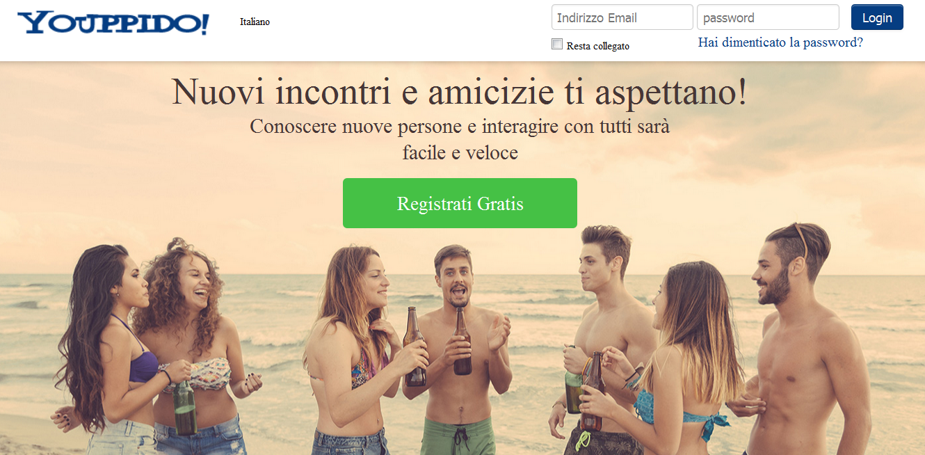velocità di dating internet