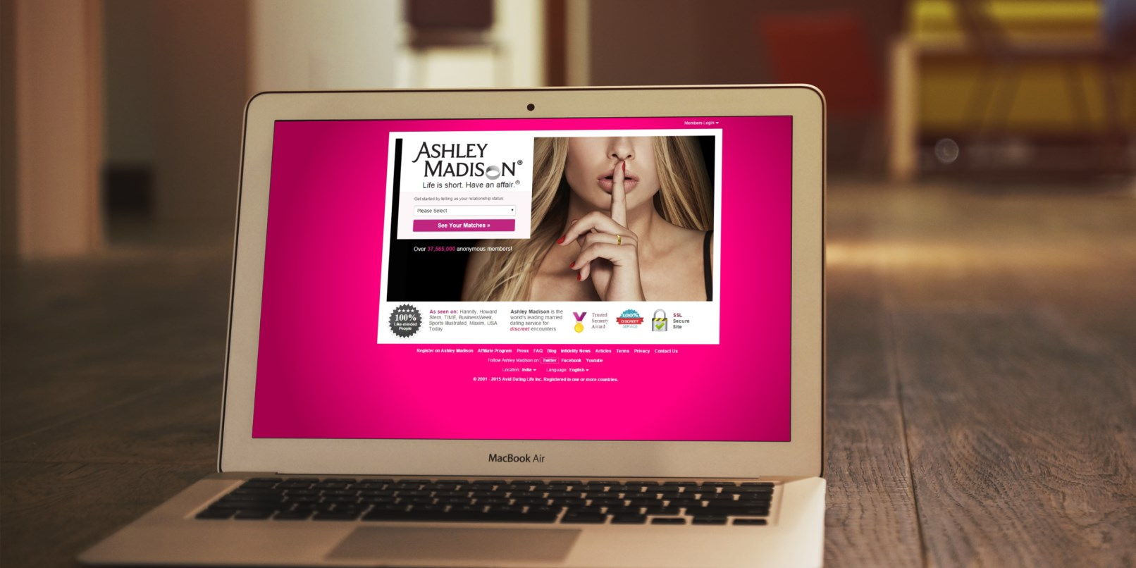 Ashley Madison recensioni