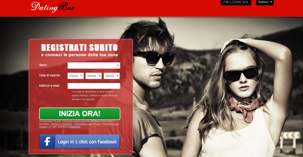 siti di incontri italia anita