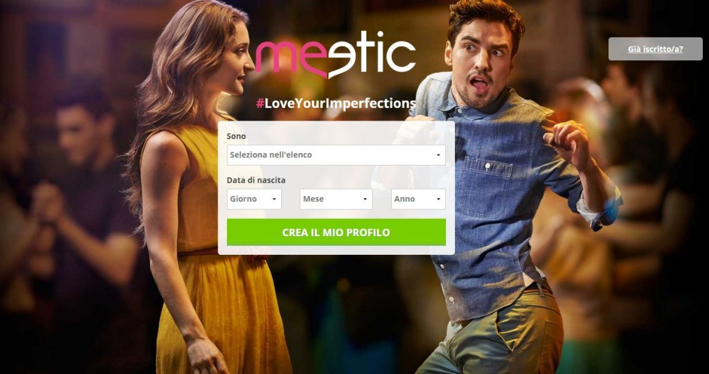 Incontri Amorosi Italia Meetic
