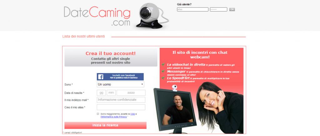 Chat per single Italia