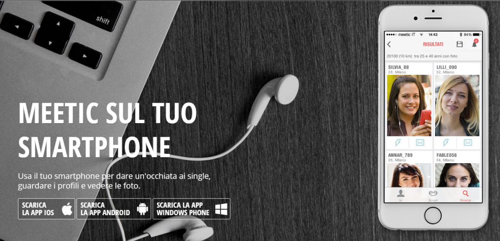 incontri per single app