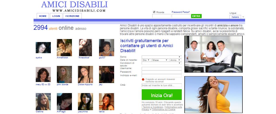 dating online italia gratis