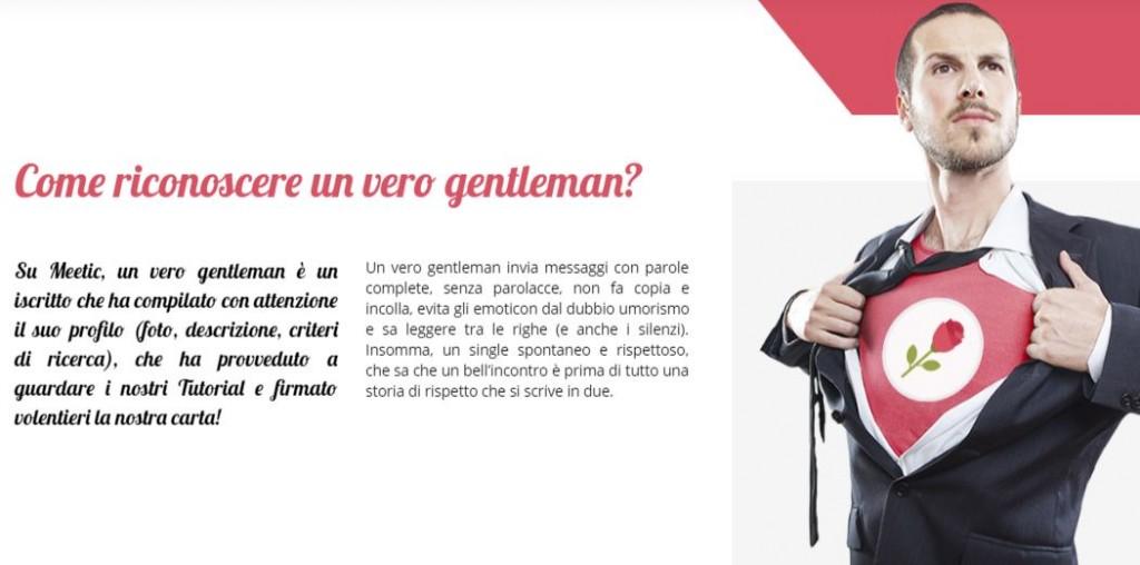 primo messaggio dating sito