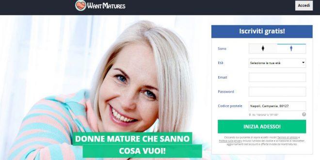 Wantmatures opinioni, commenti e recensioni: dating app gratis e costi