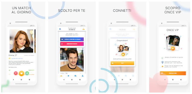 once app come funziona