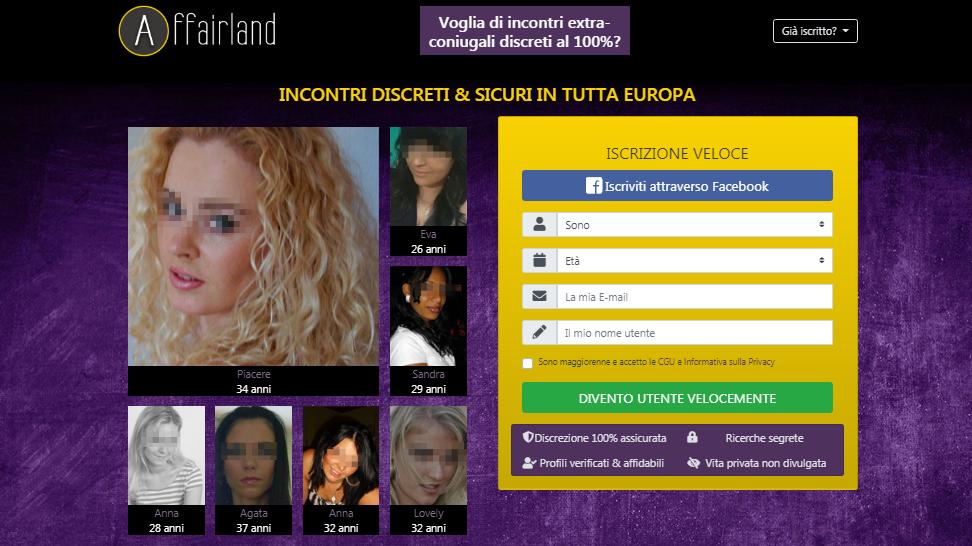 flirt segreti italia