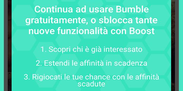 bumble premium